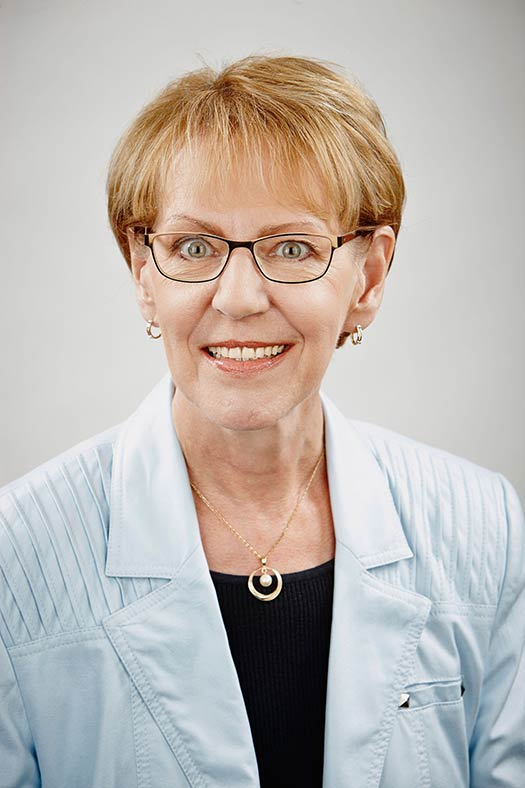 Carmen Gauthier-Administratrice de la Fondation Berthiaume-Du Tremblay