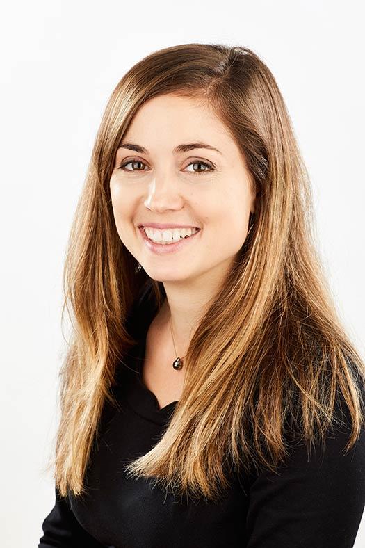 Charlotte Brut-Responsable partenariats et innovation de la Fondation Berthiaume-Du Tremblay