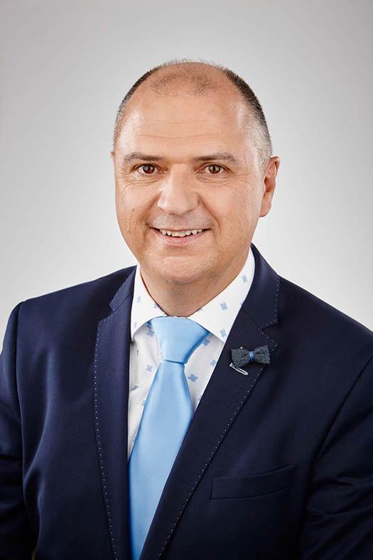 Claude Le-Borgne-Administrateur de la Fondation Berthiaume-Du Tremblay
