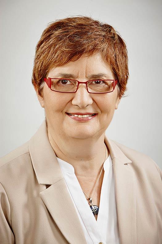 Ghyslaine Lalande-Administratrice de la Fondation Berthiaume-Du Tremblay