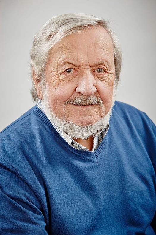 Jacques Giroux-Administrateur de la Fondation Berthiaume-Du Tremblay