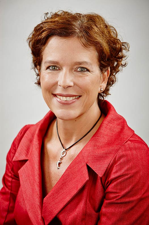 Marie-France-Geoffroy-Administratrice de la Fondation Berthiaume-Du Tremblay