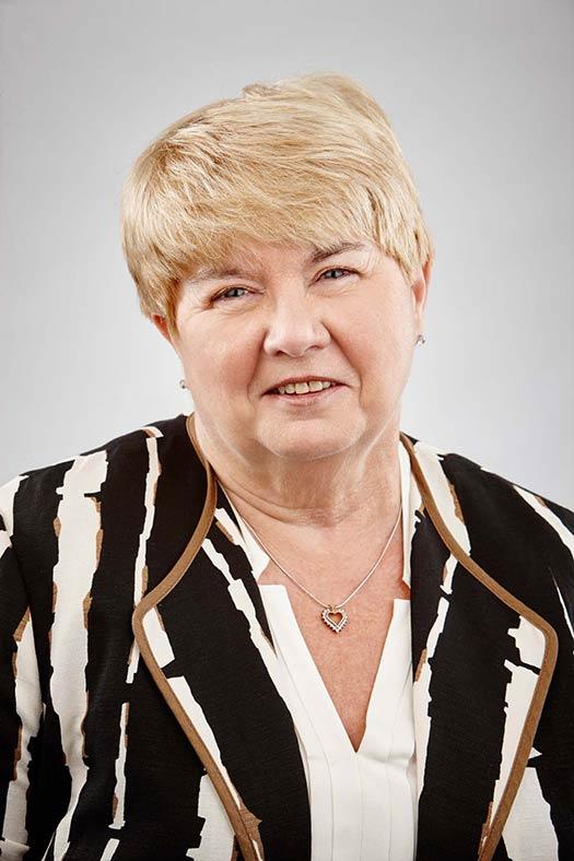 Pierrette Rolland-Administratrice de la Fondation Berthiaume-Du Tremblay