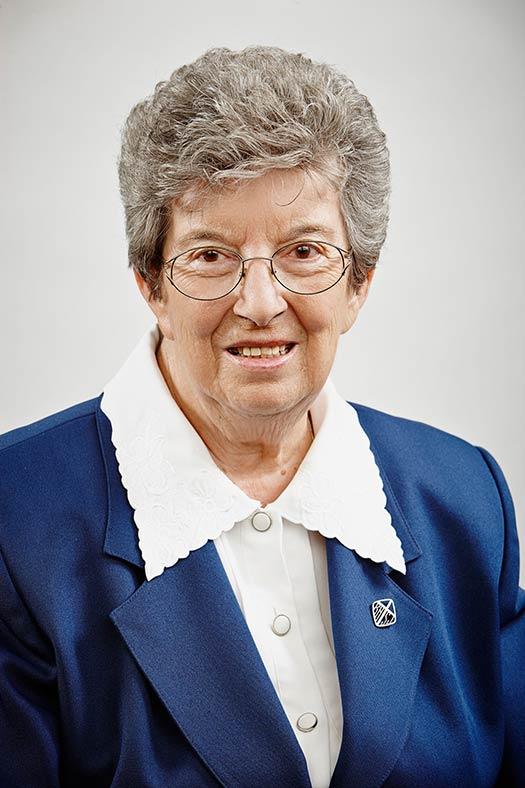 Soeur Denise Lafond-Administratrice de la Fondation Berthiaume-Du Tremblay