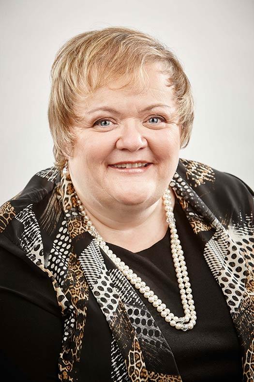 Sylvie St-Hilaire-Administratrice de la Fondation Berthiaume-Du Tremblay