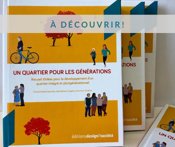 Lancement du recueil « Un quartier pour les générations » !