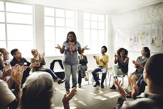 Article sur les femmes et la philanthropie dans le journal Les Affaires