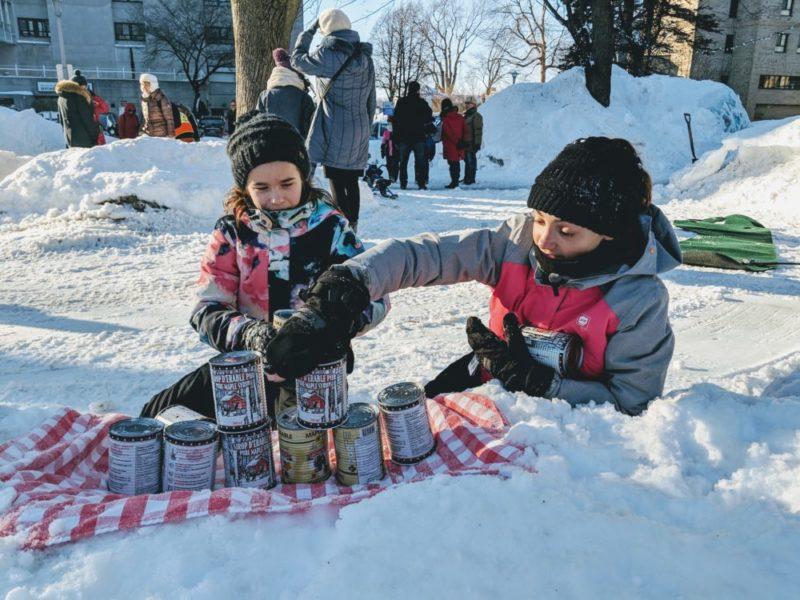 Un succès pour la Féérie d'hiver du Quartier des générations – Plus de 200 personnes réunies !