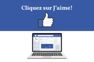 Maintenant sur Facebook