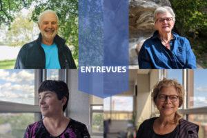 4 entrevues pour souligner la Journée internationale des aînés 2019